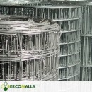 MALLA Electrosoldada 13 X 13 X 1,00 - 1,2 Mm