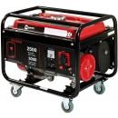 Generador Gasolina 6,5 cv, 3200 W con Ruedas