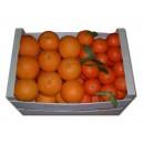 Naranjas y Mandarinas, Caja Mixta 15 Kg Zumo