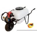 Carretilla 1 Rueda Motor Electrico 100 Litro...