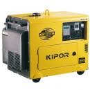 Generador Eléctrico Monofásico Kipor KDE 670...
