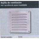 Rejillas de Ventilacion