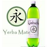 Bio Kombucha Yerba Mate 1.5L, Caja de 6 Unidades