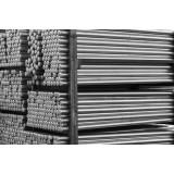 Poste Visera Recta Galvanizado para Alambre de Espino 1,40 Altura