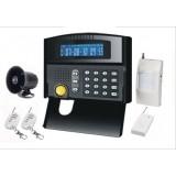 Sistema de Alarma GSM Anti-Robo