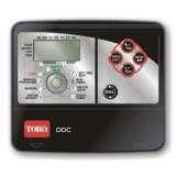 Programador de Riego TORO DDC, 4 Estaciones. Instalación en Interior.