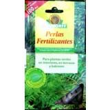 Abono Ecológico en Perlas. 100 Dias de Alimento para Plantas Verdes. 40 Perlas