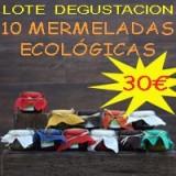 Mermeladas Ecológicas (LOTE de 10 Mermeladas Ecológicas)