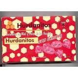 Caramelos Hurdanitos+Giseng,estuche Formato Carton de 150 Gr.