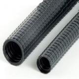 Tubo Corrugado Reforzado de Doble Capa (Negro). Diámetro del Tubo (Mm): 25 Longitud del Tubo (M): 75