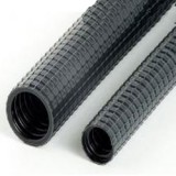 Tubo Corrugado Reforzado de Doble Capa (Negro). Diámetro del Tubo (Mm):40  Longitud del Tubo (M): 50