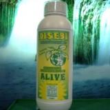Disebi Fertilizante Ecológico/biológico Alive 1 L, Pack 2 Envases