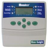 Programador de Riego Hunter Eco-Logic Programador de Interior 6 Estaciones