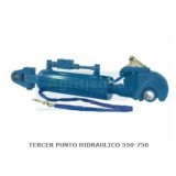 Tercer Punto Hidráulico 550-750