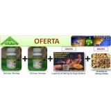 Oferta: 2 BOTES Moringa + Viagra Natural + Semillas de Moringa