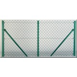 MALLA Simple Torsion 50 X 17 X 150 Plastificada Verde Cc