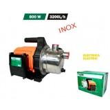 Bomba Eléctrica de Presión Inox.800W / 3200 L./min.