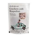 Crackers con Roquefort 45 Gr.