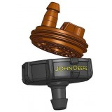 Goterso para Riegoturbulentos E1000, 2 L/h, Marrón. John Deere Water. 100 Uds.