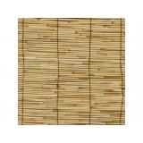 Estor Bambú Pelado 2x2 Mts