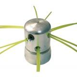 Cabezal Multihilos Aluminio 6Salidas