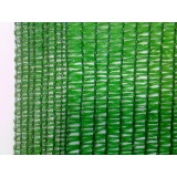 MALLA Raschel Sombreo-Ocultación 90% Verde. Bobina  1,5*100 Metros
