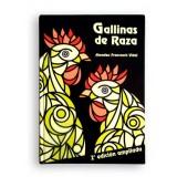 Libro Gallinas de Raza