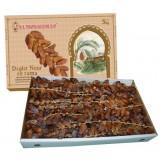 Caja de 5 Kg de Dátil Deglet Nour en RAMAS
