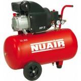 NUAIR Compresor 2CV  50L Red Line
