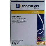 Ridomil GOLD MZ Pepite Fungicida - 64%p/p Mancozeb+3.9%p/p de Metalaxyl-M  5 Kg