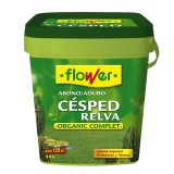 Abono Césped Organic Complet-N - Cubo