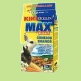 Alimento para Conejos Enanos KIKI MAX MEN 1 Kg