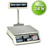 Balanza Comercial Sencilla Asep-30P (Sin Impresora)