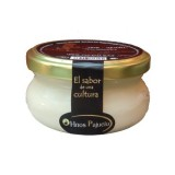 Crema de Queso de Oveja:tarro de Cristal 100Grm Peso  Neto,hnos Pajuelo.