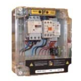 Cuadro Eléctrico Pozo Depósito Trifásico, Regulable de 1,6 a 2,5 a