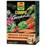 ABONO GUANO Natural COMPO 1 Kg