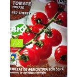 Tomate Red Cherry 5g Ecologico