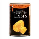 Patatas Chips a la Salsa Worcester 100gr