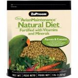 Zupreem Natural Diet Loros Grandes 1,35 Kg