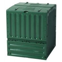 Compostadora Eco-King 400 Litros Verde
