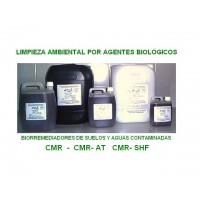 Biorremediador de Suelos y Aguas Contaminadas  (Cmr)