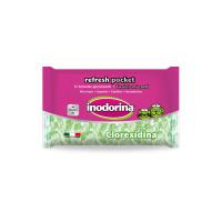 Inodorina Toallitas Refresh Clorhex Pocket 15