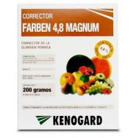 Kenogard Quelato de Hierro Farben Magnum, Envase 200 Gr (4 X 50 Gr)