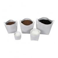 Maceta Tex Pot Blanca 7 L 10 Unidades