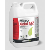 Micro Xelat MZ, Micronutrientes Quelatados Al