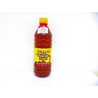 Aceite de Palma Rojo de Ghana 500Ml