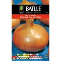 Cebolla Amarilla Paja Virtudes-100Gr
