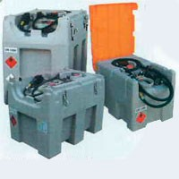 Depósito de Gasoil Transportable 220 Ltrs