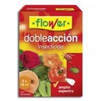 Insecticida Acaricida Doble Acción de Flower
