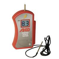 AKO Comprobador Cercados Digital, con Pila de 9V (Incluida), 10000V